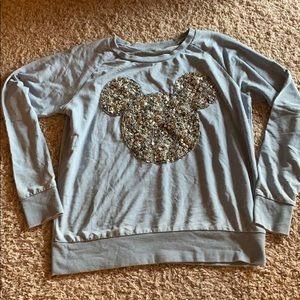 Disney Embroidered Long Sleeve